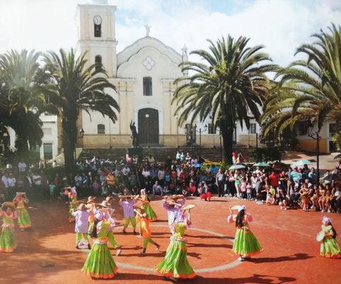 GUATEQUE, CIUDAD DE LUZ